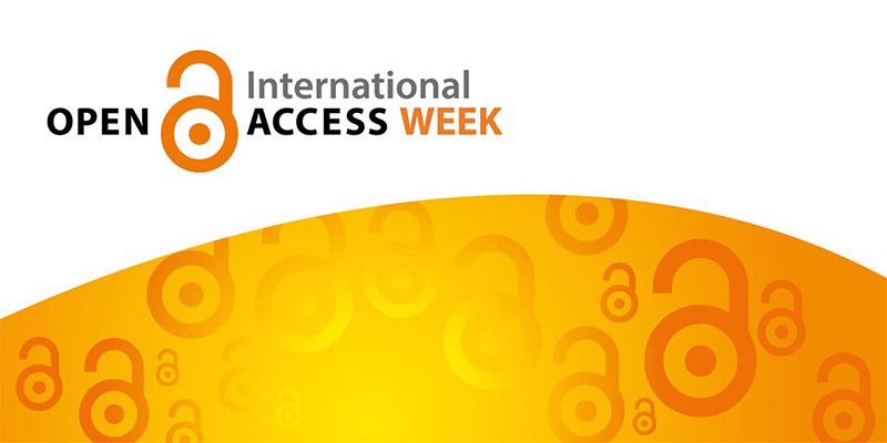 International Open Access Week 2018