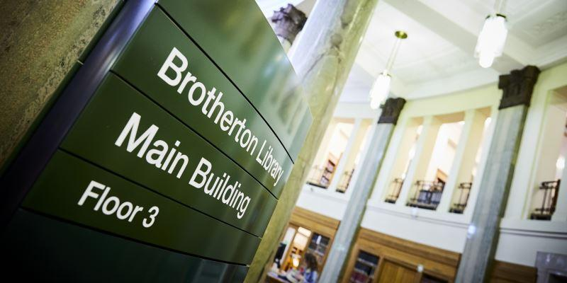 Brotherton and Special Collections reopening