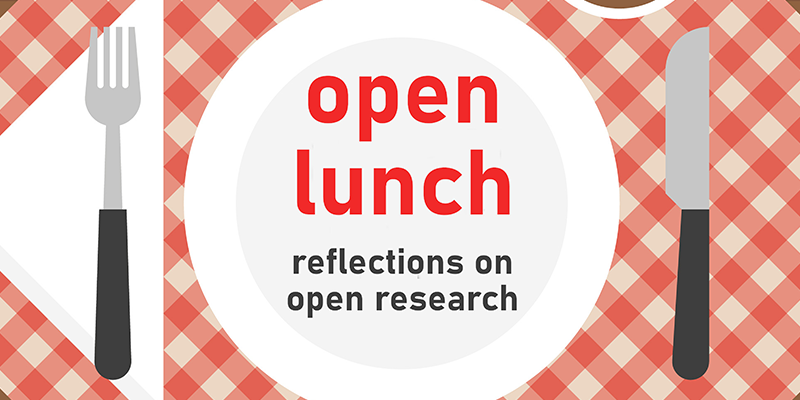 Fancy an open research lunch?