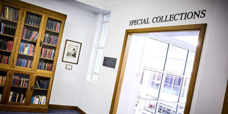 Special Collections re-opens for researchers