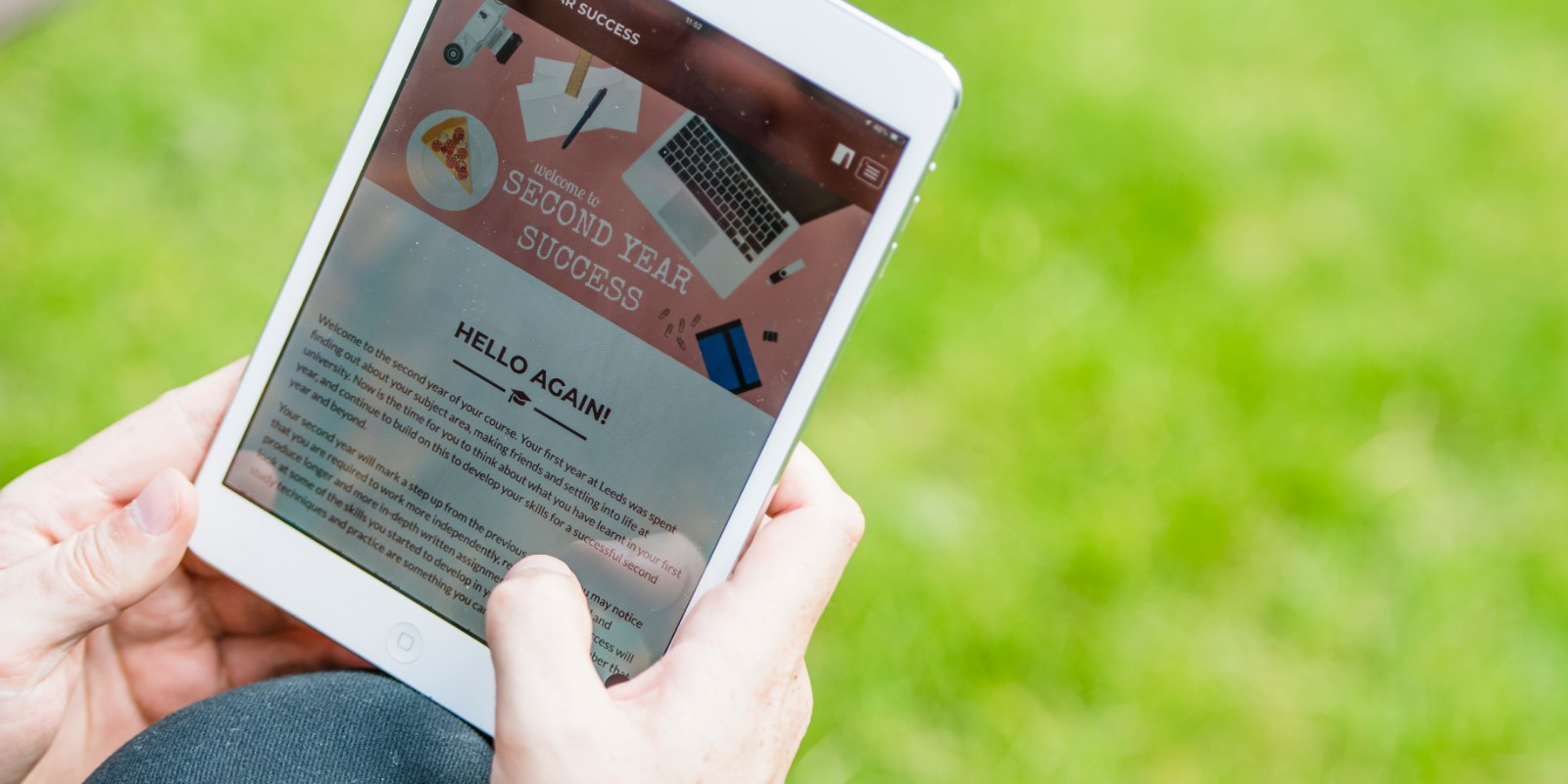 Make your second year a success