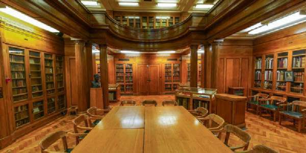 Brotherton Room in the Brotherton Library