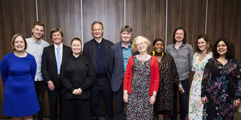 Judges and winners for 2019 Brotherton Poetry Prize